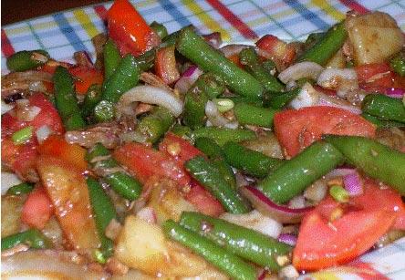 thunfischsalat mit ei und tomate