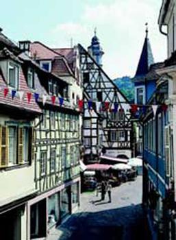 Weinheim an de Bergstrasse